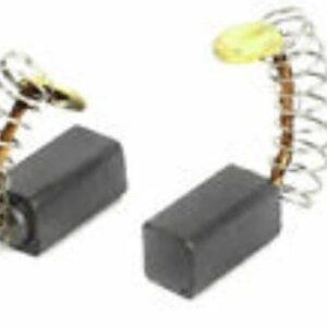 Coppia di spazzole per tutti i micromotori