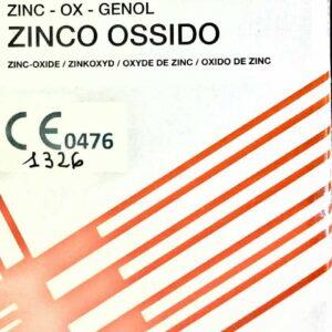 Zinco Ossido Gr.50 Lotto: 2018/001 Scad.: 30/11/22